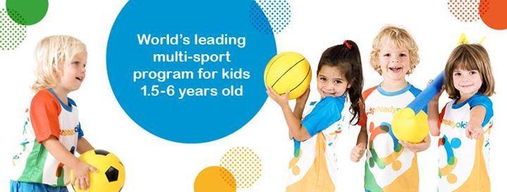Ready Steady Go Kids - Launch in Gurugram