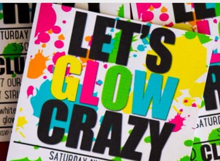 Lets Glow Crazy At Xenia Ymca Xenia
