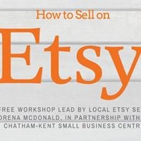 How to Sell on Etsy Free Workshop