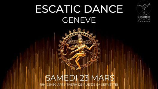 Ecstatic Dance Geneve - 2e dition (23.03)