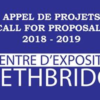 Appel de projets  2018 - 2019  Call for proposals