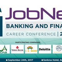 JobNet Banking &amp Finance Career Conference