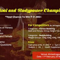 Fitness Carnival and Bodypower Championship