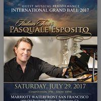 Pasquale Esposito Live at The IGB DanceSport Championships
