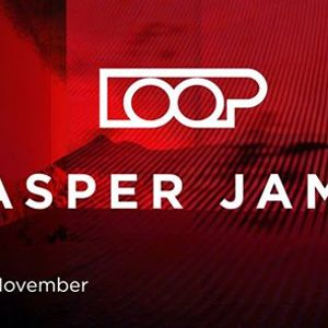 LOOP presents Jasper James (extended set). Cosmic Ballroom