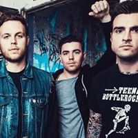 STICK TO YOUR GUNS plus Special Guests STRAY FROM THE PATH COUNTERPARTS &amp WOLF DOWN  Hannover