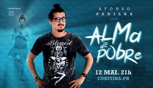 Afonso Padilha em Curitiba