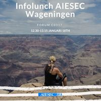 AIESEC Wageningen Info Lunch