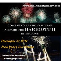 Harriott II New Years Cruise