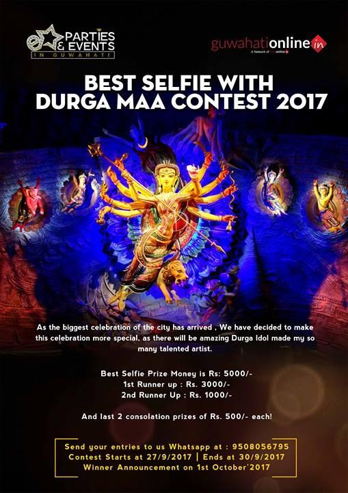 Selfie With Durga Maa Contest