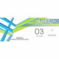 I Ciclo De Palestras Empresa Jnior Da Nutrio - Escolha