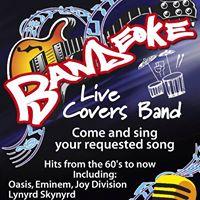 Bandeoke  live band