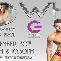 White Party Male Review Show