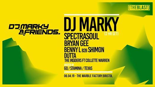 DJ Marky & Friends - Bristol