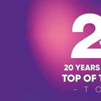 20 Years Kontor Top of the Clubs - 30.09. - Kraftwerk Mitte