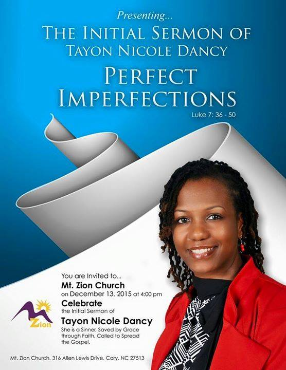 Tayon Dancys Initial Sermon Celebration at Mt Zion Church 316