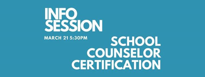 School Counselor Certification Information Session at ESC Region 13 ...