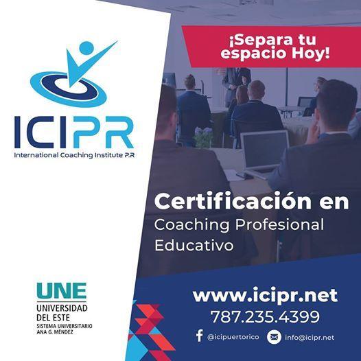 Coaching Profesional Educativo Carolina