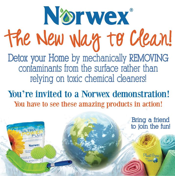 Norwex Party Invitation – gangcraft.net