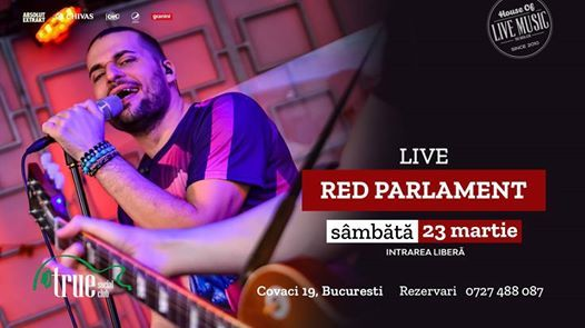 Red Parlament Live