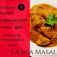 Learn to Cook with Lajina Masala