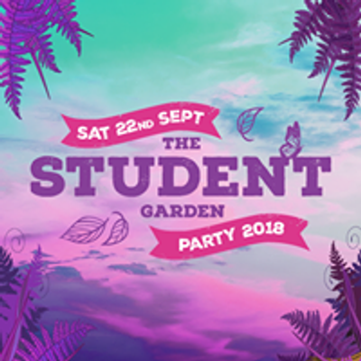 The Student Garden Party