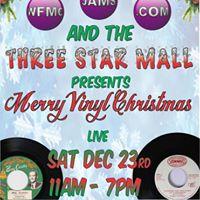 December Vinyl show