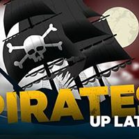 Pirates Up Late