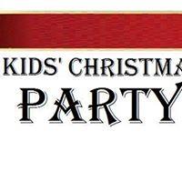 Members Kids Christmas Party