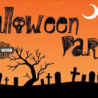 FXCHDs Halloween Party
