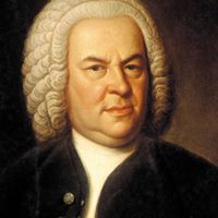 Bach to violin (Helsingr)