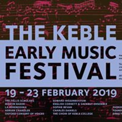Keble Early Music Festival