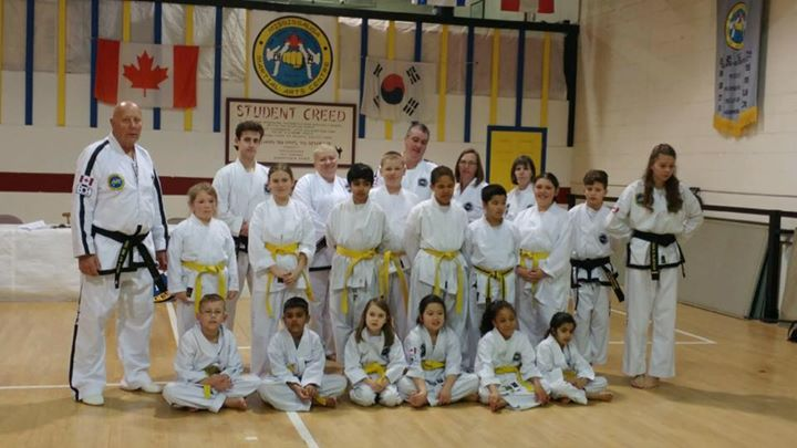 BLACK BELTS GRADING