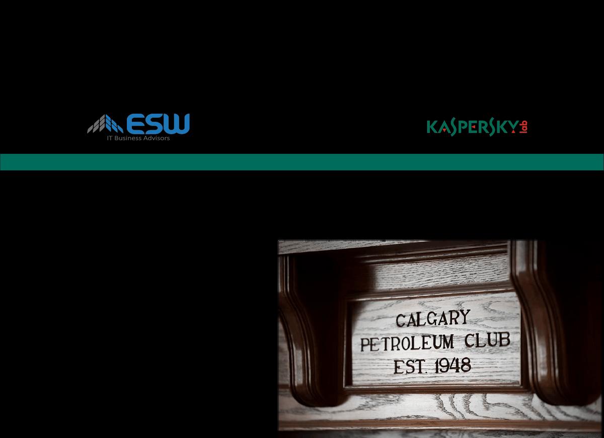 Breakfast Tea and Cybersecurity with Kaspersky & ESW IT Business Advisors