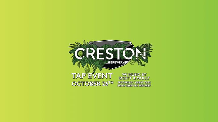 Creston Brewing Tap Event At 7 Monks Taproom Grand