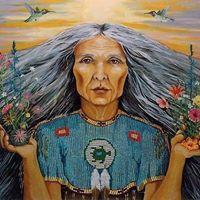 Grandmothers New Moon StarGate Ceremonial Circle