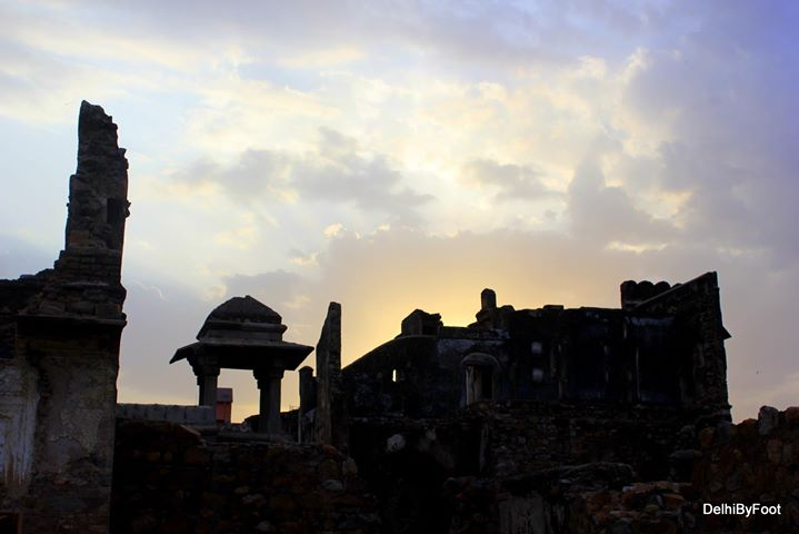 Mehrauli Tales from village of Sufi Saints & Slave Sultans