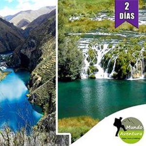 Huancaya - Vilca  Un paraso Terrenal por dos das