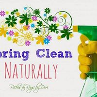 Spring Cleaning Naturally - Bowmanville
