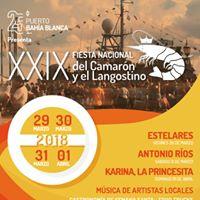 29 Fiesta del Camarn y el Langostino en Ingeniero White