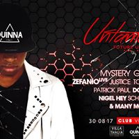 Untamable  Club Villa Thalia  Wednesday. 30th of august