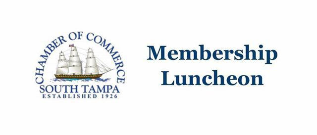 March Membership Luncheon with Tampa Bay Partnership