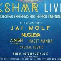 KSHMR &amp Sunburn Arena Presents- KARMA in New Delhi India