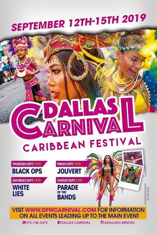 Dallas Carnival Caribbean Festival 2019