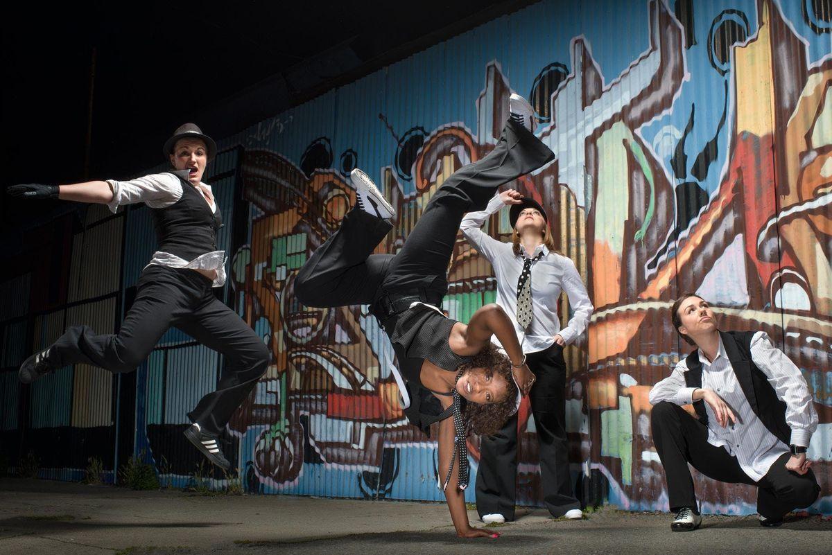 Dance 411 Adult Hip Hop (IntAdv)