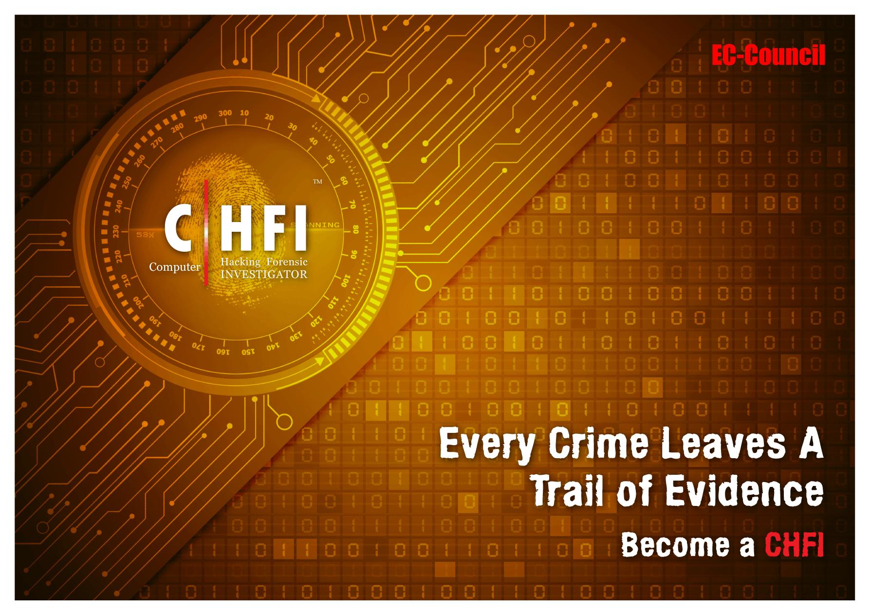 Computer Hacking Forensic Investigator Chfi Certification Training