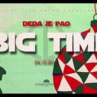 Plesna predstava DEDA JE PAO (powered by BIG TIME)