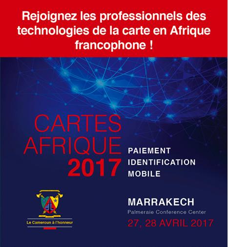 بطاقات افريقيا: 40  دولة تتبادل خبرتها في مجال بطاقات الدفع البنكي في مراكش يومي 27 و28 ابريل 2017
