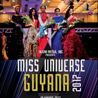 The Miss Universe Guyana National Pageant 2017