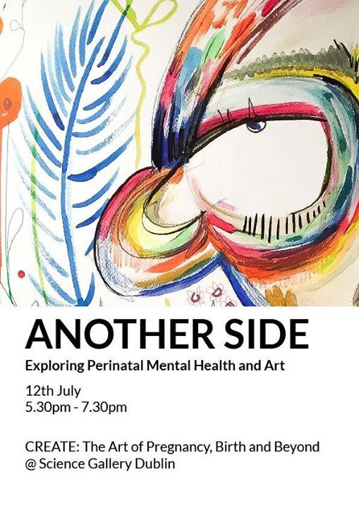 Another Side Perinatal Mental Health and Art